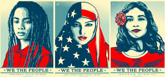 shepard fairey s inauguration posters define political art in we the people