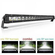 <b>Ultra</b>-<b>thin</b> 22inch 1088W LED Work Light Bar Spot Flood Combo ...