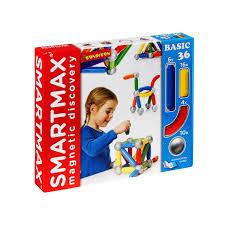 <b>Bondibon Конструктор магнитный</b> Smartmax Основной набор ...