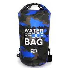 10L <b>Outdoor</b> River Trekking Bag Waterproof Dry Backpack <b>Water</b> ...