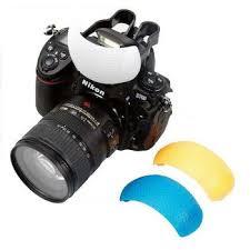 <b>Рассеиватель для встроенной</b> вспышки, универсальный (Canon ...