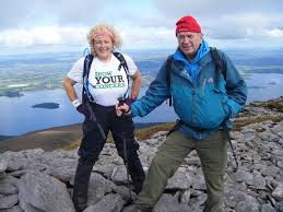 Image result for couple climbing a mountain