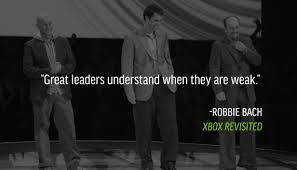 how to become a great leader understand weakness how to become a great leader part 2