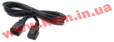 <b>Кабель APC Power Cord</b> [IEC 320 C13 to IEC320 C14] (AP9870 ...