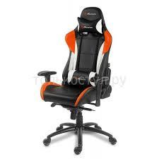 <b>Компьютерное кресло (для геймеров</b>) Arozzi Verona Pro - Orange