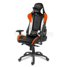 <b>Компьютерное кресло</b> (для геймеров) <b>Arozzi</b> Verona Pro - Orange