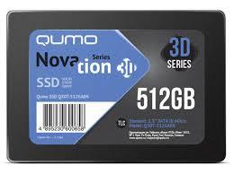 <b>Твердотельный накопитель Qumo</b> Novation MLC 3D SSD 512Gb ...