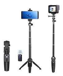 Selfie Stick, 40 inch Extendable Selfie Stick Tripod ... - Amazon.com