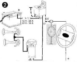 wiring diagram for air horn the wiring diagram wolo air horn wiring diagram diagram wiring diagram