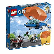 <b>Конструктор LEGO City Police</b> 60208 Воздушная полиция: арест ...