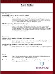 resume templates • which one should you choose chronological resume format