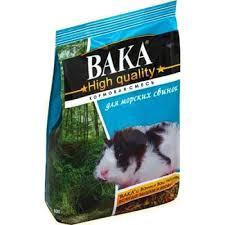 <b>ВАКА High Quality Корм</b> для морских свинок, 500 г. купить по ...