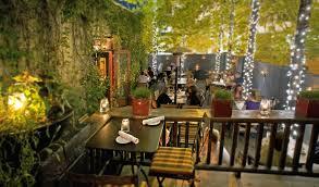 patio dining:  top  outdoor dining restaurants in canada