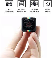 Hidden Spy Camera 1080P Mini Security Wireless ... - Amazon.com