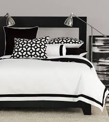white bedroom decorating ideas black  cool black and white designs with wallpaper wooden master bed shannon