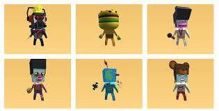 Top Ten 3D Design Lesson <b>Ideas</b> Using Custom <b>Avatar</b> Parts in ...