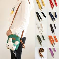 YJFASHION <b>130cm</b> Canvas Adjustable <b>Shoulder Bag Strap</b> ...