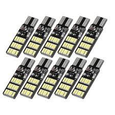 <b>10PCS T10 W5W</b> 30SMD <b>LED</b> Car Side Marker Lights Wedge Bulb ...