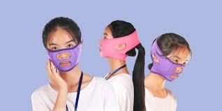 Подтягивающая <b>маска</b>-бандаж: что это такое и как она работает ...