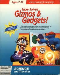 Super Solvers: Gizmos & Gadgets! for DOS (1993) - MobyGames