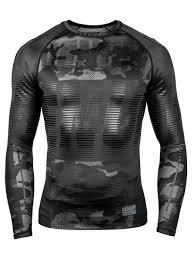 Рашгард Tactical <b>Urban</b> Camo/Black-Black L/S Venum 9645520 в ...