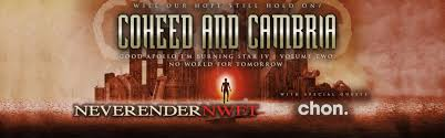 <b>Coheed and Cambria</b> - Neverender: NWFT w/ Special Guest Chon ...