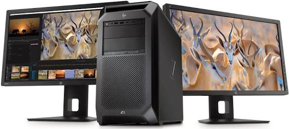 Hp Z8 workstation