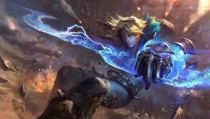 <b>Ezreal</b> - Biography - Universe of League of Legends