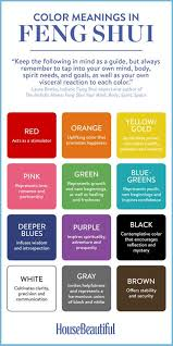 15 interior design charts that will turn you into a decorating pro feng shui colors homefeng shui paint bedroom paint colors feng shui