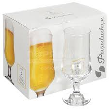 <b>Бокал для пива</b> Pasabahce Tulipe 44169, 6 шт, 370 мл в Москве ...