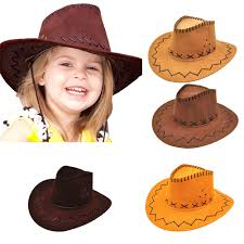 <b>New 1PC Children Kids</b> Jazz Bull Rider Cowboy Cowgirl Western ...