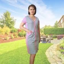 """Купить Халат """"Аннет"""" <b>розовый</b> / Домашние халаты оптом от ..."""