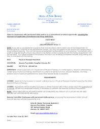 physical therapy assistant resume getessay biz examples physical therapy assistant physical therapy assistant samples in physical therapy assistant