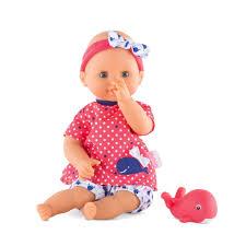 <b>Кукла Corolle Леони юбилейная</b> с ароматом ванили 36 см ...