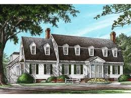 Page of   Cape Cod House Plans   The House Plan Shop   Results    Cape Cod House Plan  H