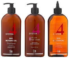 Набор Sim Sensitive <b>Комплекс от выпадения волос</b> System 4 maxi ...