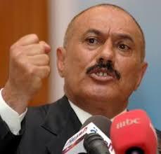 Ali Abdullah Saleh. (Bild: Keystone ) - 1930929