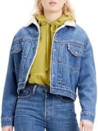 <b>Levi's</b> Women's Premium <b>New Heritage Sherpa</b> Trucker Jacket ...