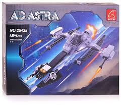 <b>Конструктор Ausini Космос</b> 25438 Корабль космический — купить ...