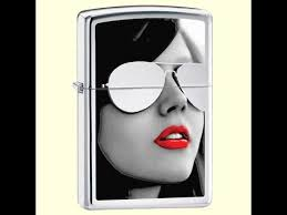 <b>Зажигалка Zippo</b> 28274 BS <b>Sunglasses</b> - YouTube
