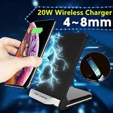<b>Xiaomi Vertical</b> Wireless Charger Air-cooled <b>30W</b> Wireless Charger ...