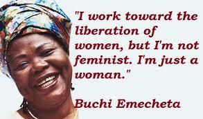 Image result for buchi emecheta dead tributes