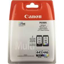 Чернильница <b>Canon Multipack PG</b>-<b>445</b>+<b>CL</b>-<b>446</b> Black&Color