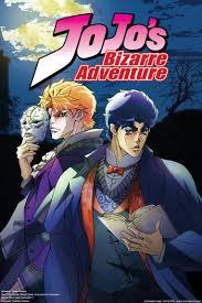 <b>JoJo's Bizarre Adventure</b> (2012)   <b>Anime</b>-Planet