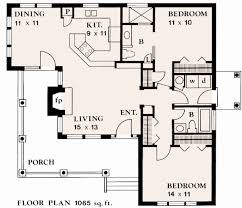 Two Bedroom House Plans   Thearmchairs comTwo Bedroom House Plans