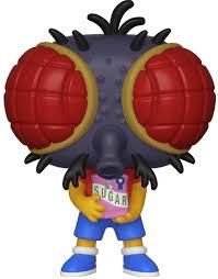 Купить <b>фигурка Funko POP</b>! <b>Television</b>: Simpsons: Fly Boy Bart ...