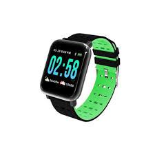 W5 A6 Smart Band Blood Pressure <b>Smart Bracelet</b> Heart Rate ...