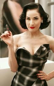Dita Von Teese Body Measurements