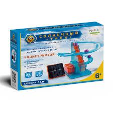<b>Конструктор ND Play</b> Солнечный трек, купить по цене 1000 руб с ...