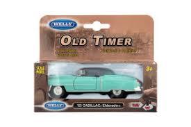 <b>Игрушка Welly</b> Old Timer Cadillac Eldorado 1953 <b>модель</b> машины ...